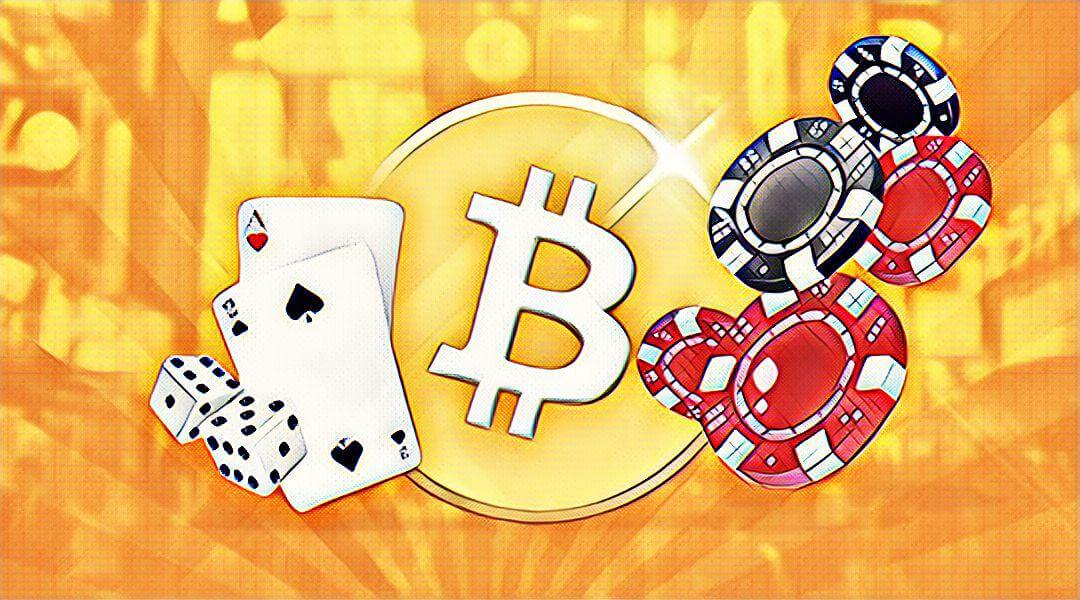 What games are available at a Bitcoin Casino?